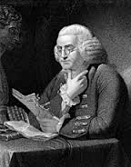 Ben Franklin reading